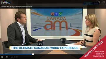 Mobilize on CTV Canada AM