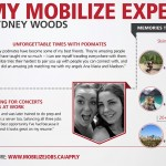 Sydney's year of Mobilize adventures – her experience in pictures