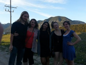 New friends made through Mobilize Jobs deployment in BC