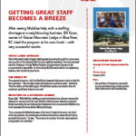 Glacier Mountain Lodge - pdf case study