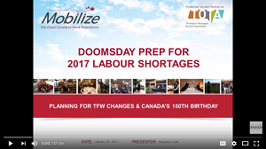 webinar recording - doomsday prep for 2017