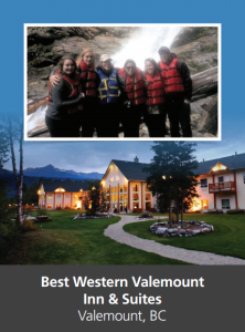 Mobilize workers at Best Western Valemount
