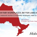 EMPLOYER WEBINAR VIDEO: New Fair Workplaces, Better Jobs Act for Ontario