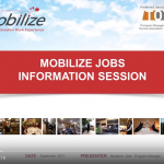 Information Session for job applicants (Video)