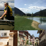 SUMMER 2018 LOCATION SPOTLIGHTS: Sun Peaks, Gillam, Winnipegosis