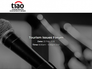 TIAO Tourism Issues Form February 22 2018