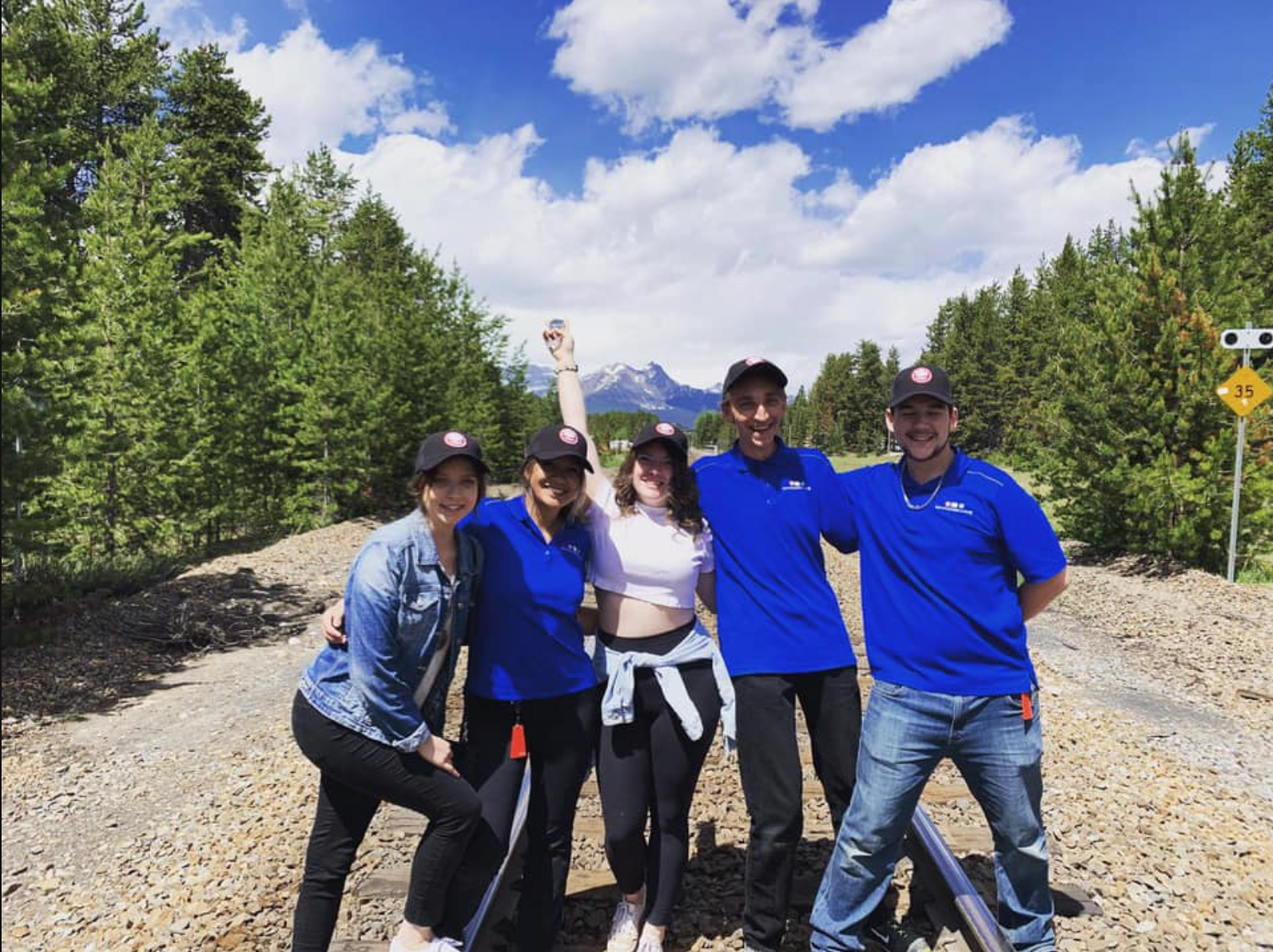 Go Mobilize! These young Canadians are having a work/travel adventure of a lifetime!