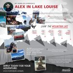 My Mobilize Experience - Alex in Lake Louise